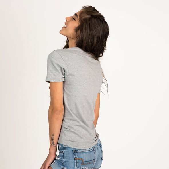 Women's Basic Short Sleeve Recycled Tee