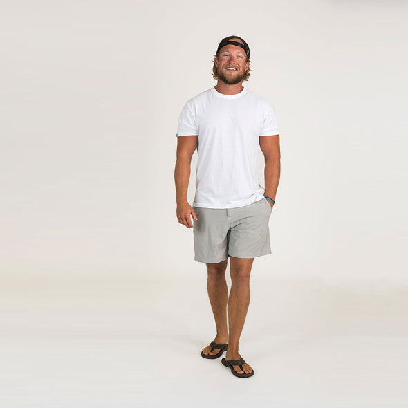Men's Basic Short Sleeve Recycled Tee