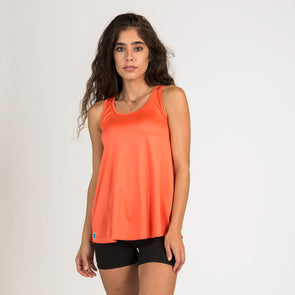 Women's Basic Recycled Sun Tank