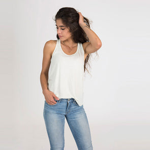 Women's Basic Recycled Tanktop