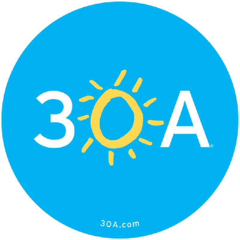 Our Famous 30a Stickers Official 30a Gear