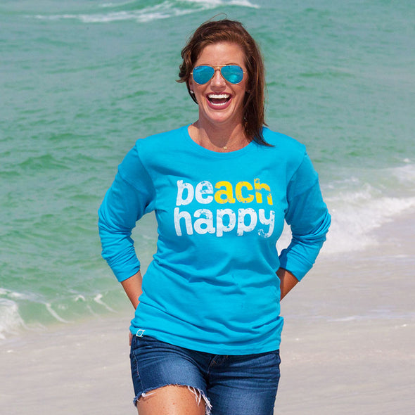 30A Beach Happy® Recycled Long Sleeve
