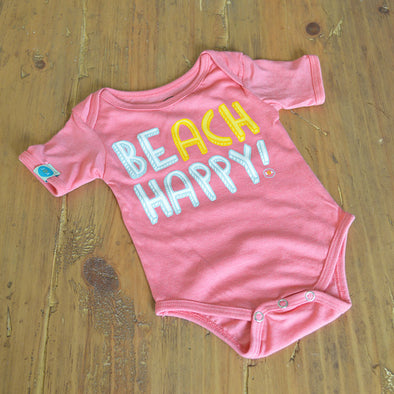 Beach Happy® Recycled Baby Onesie