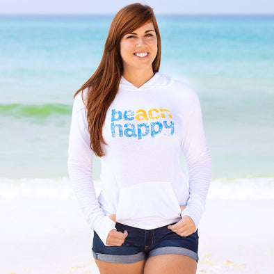 30A Beach Happy® Recycled Hoodie