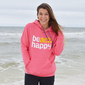 Beach Happy® Recycled Hoodie Sweatshirt