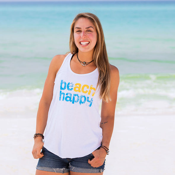 30A BEACH HAPPY® Recycled Tank Top