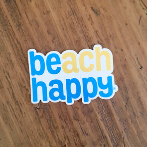 Beach Happy® Stickers