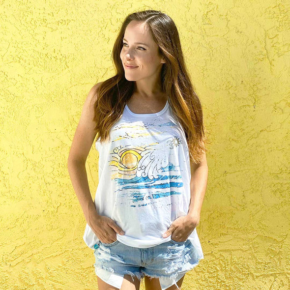 30A Vintage Recycled Tank Top