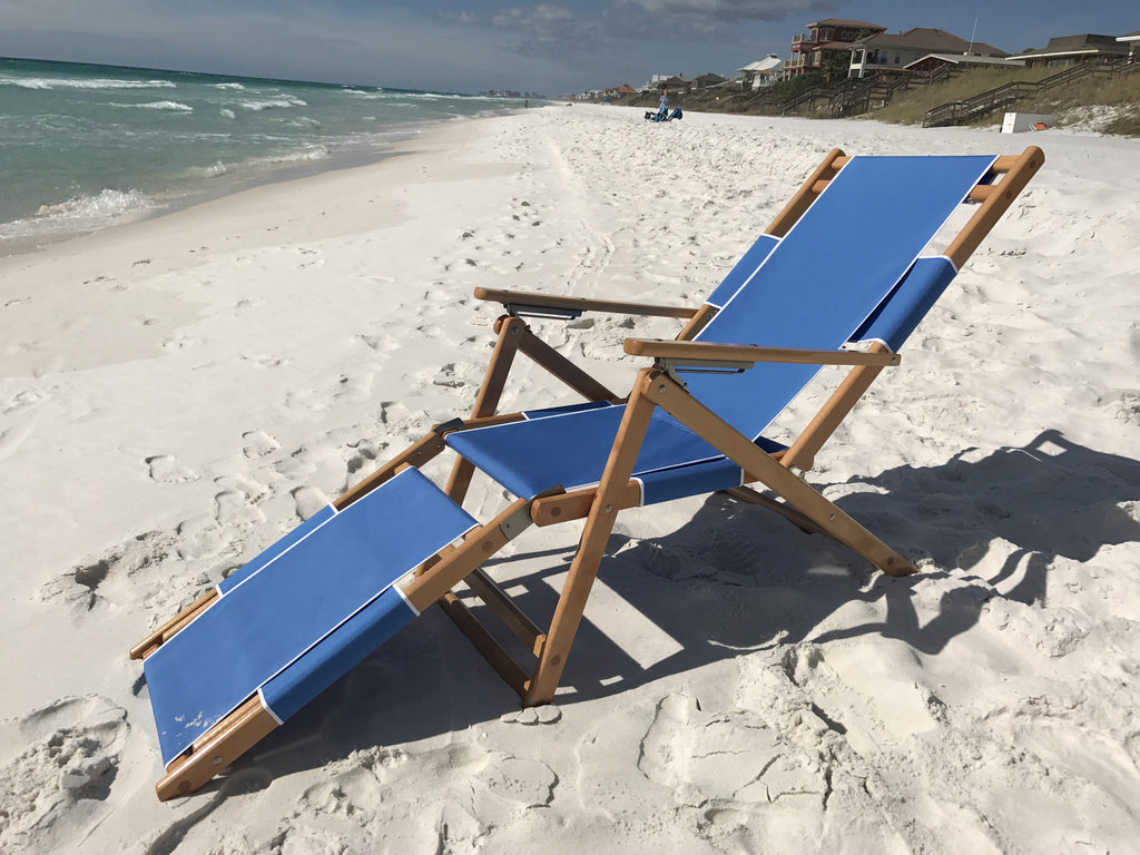 30A Beach Chairs (Backpack Style With NO Leg Rest And Traditional With Leg  Rest)