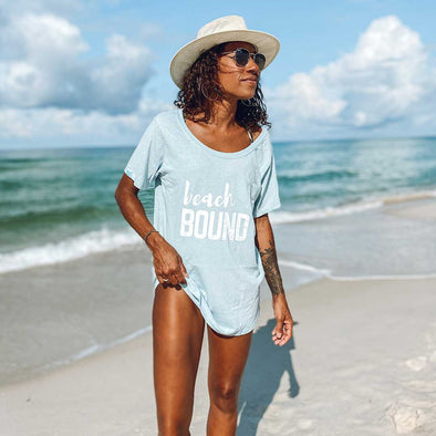 30A Beach Bound Recycled Slouch