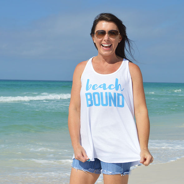 30A Beach Bound Recycled Tank Top