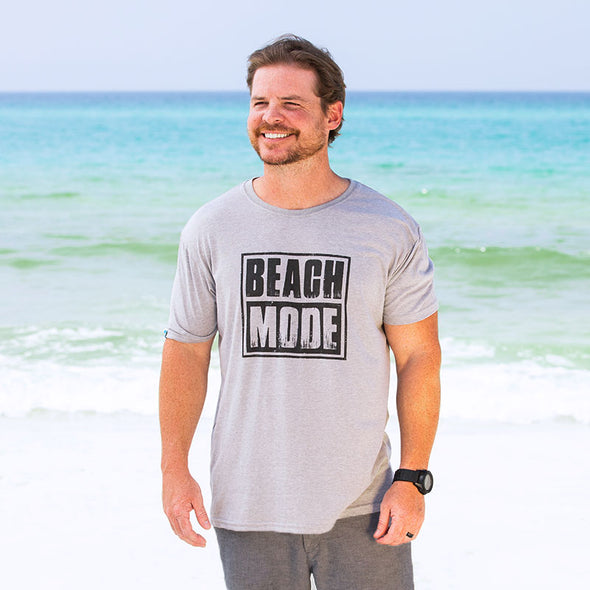 30A Beach Mode Recycled Tee