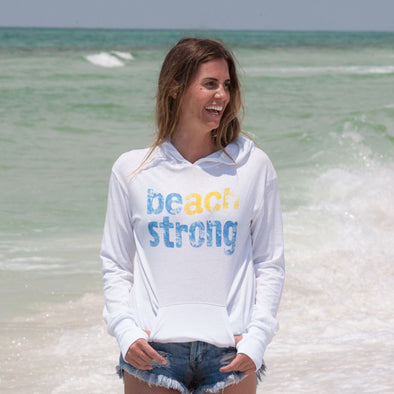 30A Beach Strong Recycled Hoodie - 50 Percent of Profits to Charity