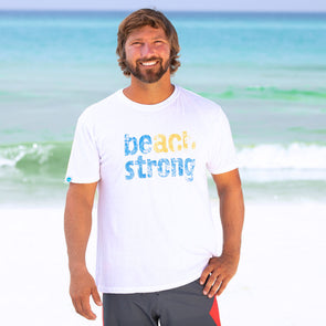 30A Beach Strong Recycled Tee - 50 Percent of Profits to Charity