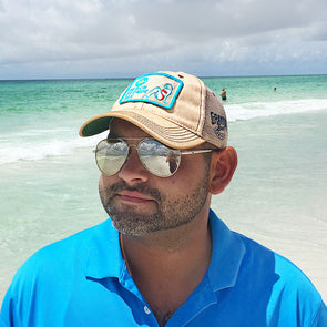 30A Beach Blonde Ale Patch Hat