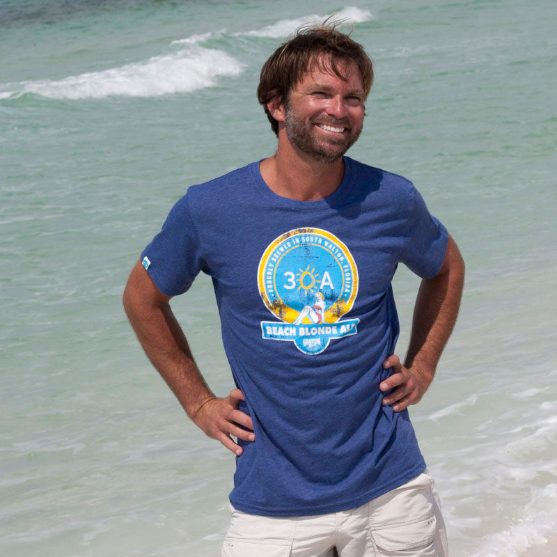 30A Beach Blonde Ale T-Shirt (Unisex)