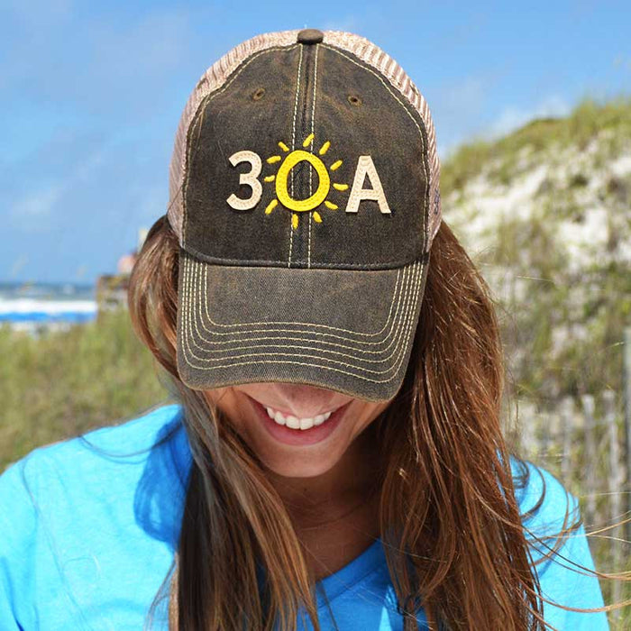 30A truckers hat