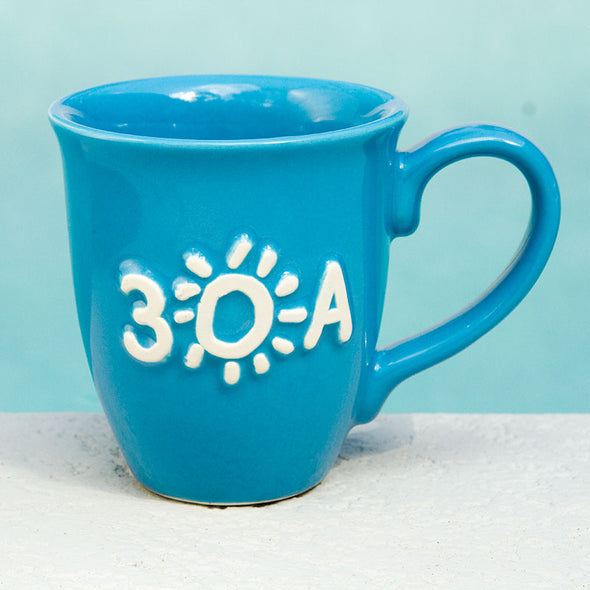 Oversized 30A Ceramic Coffee Mug