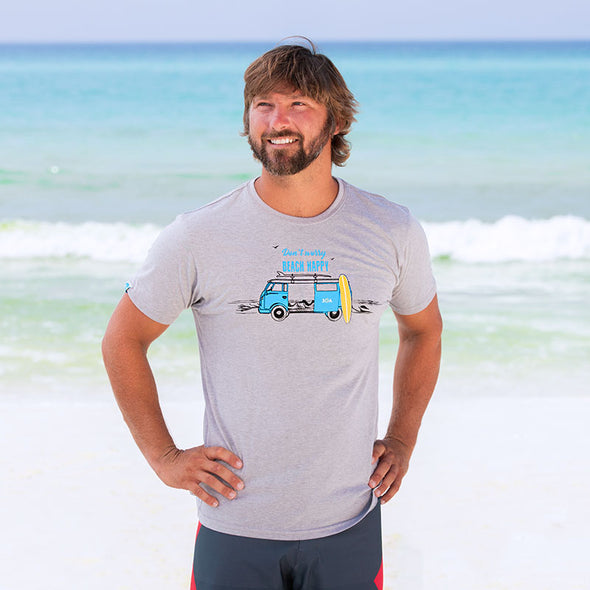 30A Don't Worry Beach Happy® Recycled Tee