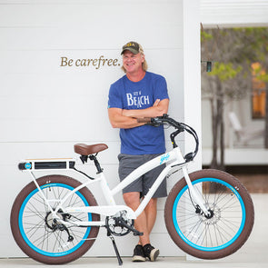 30A Electric Bike by YOLO
