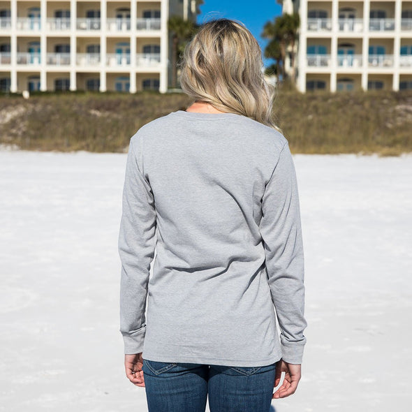 30A Recycled Long Sleeve Henley