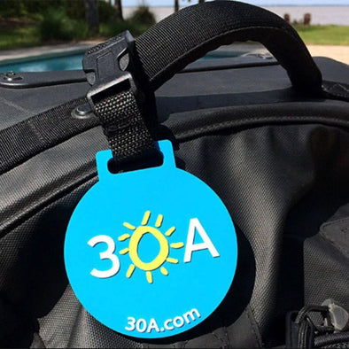 30A Luggage Tag