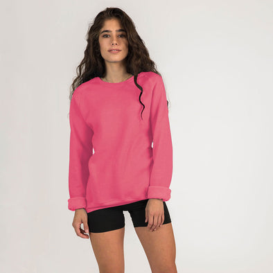 Women's Basic Recycled Crew Sweatshirt