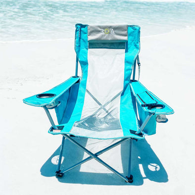 30A Sling Chair with Built-in Cooler
