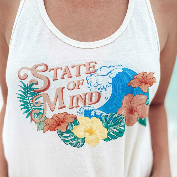 State of Mind 30A x TheBrookeDavis Recycled Tanktop