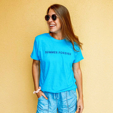 Summer Forever Recycled Tee