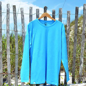 30A Solid Recycled Long Sleeve