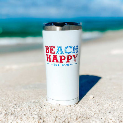 USA Beach Happy Stainless Tervis