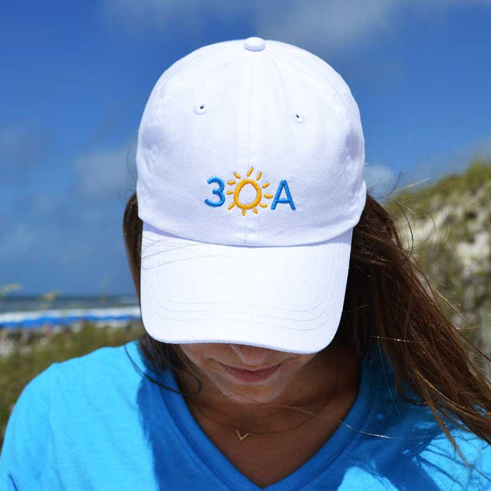 Embroidered 30A Hat