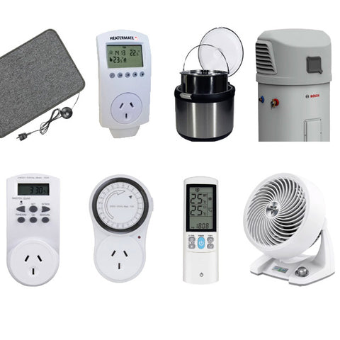 Energy Saving Appliances & Accessories