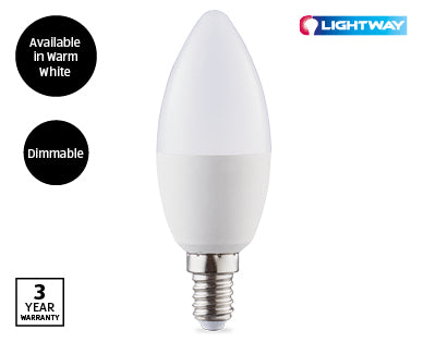 ALDI Lightway LED Candle