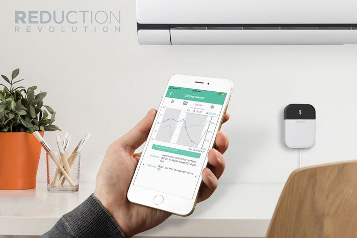 Air Conditioning Control and Monitoring App
