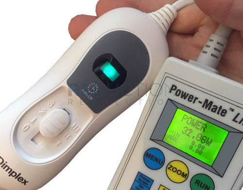 Dimplex Electric Blanket Power Cost
