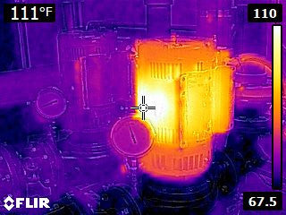 FLIR E4 Sample Image