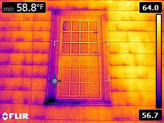 FLIR E6 Sample Image