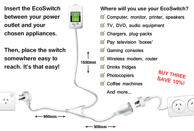 EcoSwitch How it Works