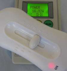 Electric blanket power usage on low