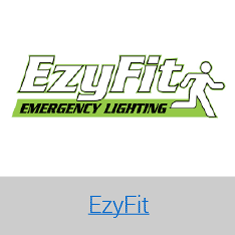 EzyFit Emergency Lighting