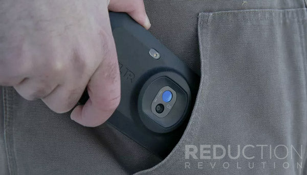 FLIR C5 Pocket Portable Thermal Camera