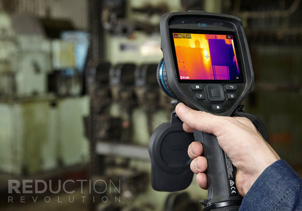 FLIR E96 Thermographic Camera Fault Finding