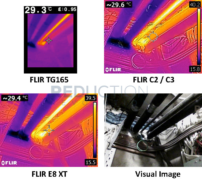 FLIR Thermal Camera Samples - Plumbing