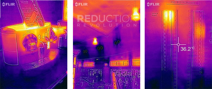 FLIR ONE Example Photos