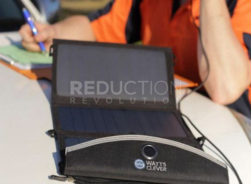 High Output USB Solar Powered Charger
