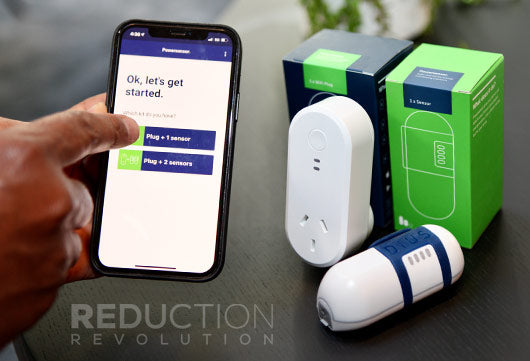 Home Energy Monitoring Device