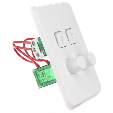 LED Dimmer Switch Wall Plate