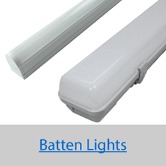LED Batten Light Fittings
